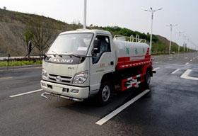 福田时代2吨洒水车