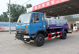 东风145 10吨绿化洒水车