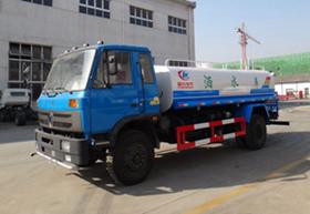 东风153 12吨绿化洒水车