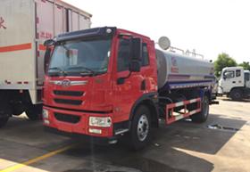 解放龙V10吨绿化洒水车