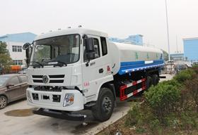东风御龙18吨绿化洒水车