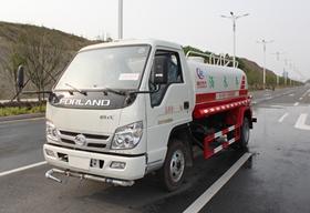 福田时代3吨绿化洒水车