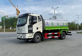 解放14吨洒水车(国六)