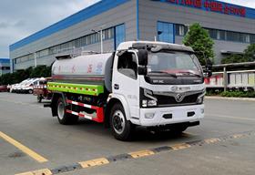 东风福瑞卡5吨洒水车(