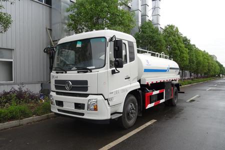 东风天锦12吨洒水车价格多少
